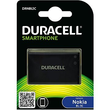 DURACELL za Nokia BL-5C/BL5CB (DRNBL5C)