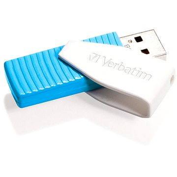 Verbatim Store n Go SWIVEL 8GB karibsky modrý (49812)