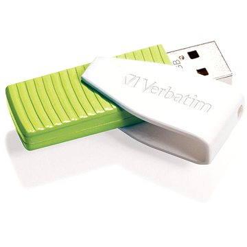 Verbatim Store n Go SWIVEL 32GB eukalyptově zelený (49815)