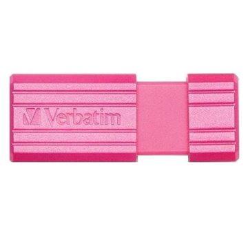 Verbatim Store 'n' Go PinStripe 32GB jasně růžový
