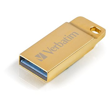 Verbatim Store n Go Metal Executive 32GB zlatý (99105)