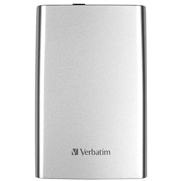 "Verbatim 2.5"" Store 'n' Go USB HDD 500GB - stříbrný (53021)"