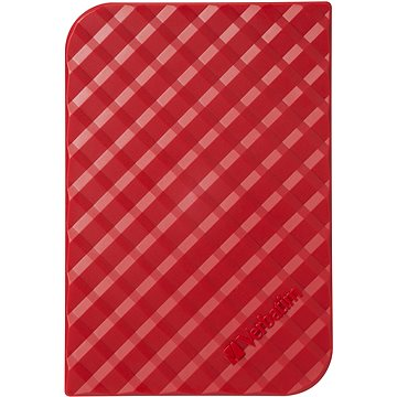 "VERBATIM Store´n´ Go 2.5"" GEN2 1TB USB 3.0 červený (53203)"
