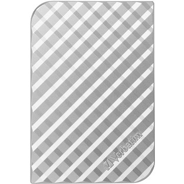 "VERBATIM Store´n´ Go 2.5"" GEN2 4TB stříbrný (53224)"