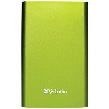 Verbatim 2.5 Store n Go USB HDD 1TB - eukalyptově zelený (53072)