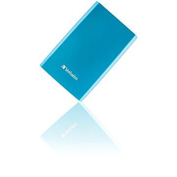 Verbatim 2.5 Store n Go USB HDD 1TB - karibsky modrý (53074)