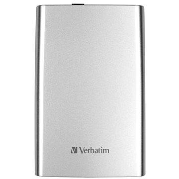 "Verbatim 2.5"" Store 'n' Go USB HDD 1TB - stříbrný (53071)"