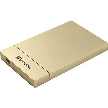 "VERBATIM externí box pro 2,5"" HDD SATA, USB-C / USB 3.1. Gen2 GOLD (53104)"