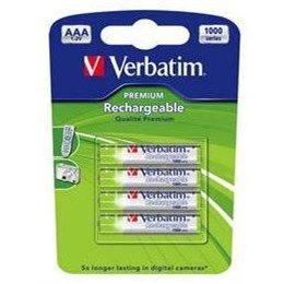 AAA Verbatim Premium 930mAh (49942)