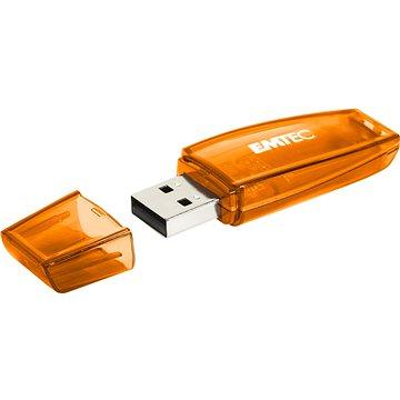 EMTEC C410 8GB oranžová Bulk