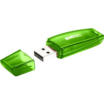 EMTEC C410 8GB zelená Bulk