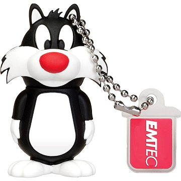 EMTEC Animals Sylvester 8GB (ECMMD8GL101)