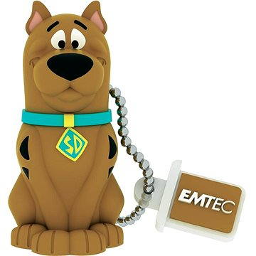 EMTEC Animals Scooby Doo 8GB (ECMMD8GHB106)