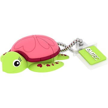 EMTEC Animals Lady Turtle 8GB (ECMMD8GM335)