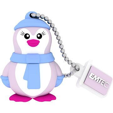 EMTEC Animals Miss Penguin 8GB (ECMMD8GM336)