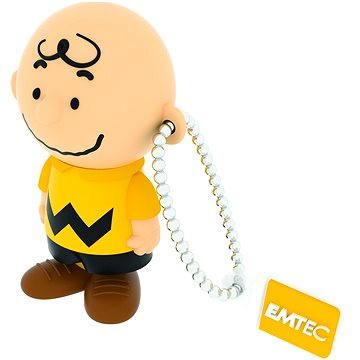 EMTEC Peanuts Charlie Brown 8GB (ECMMD8GPN101)