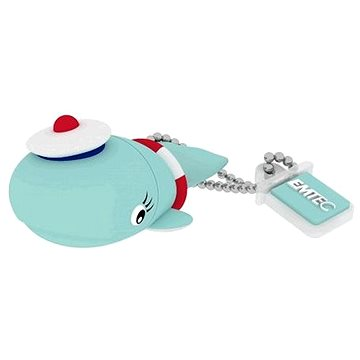 EMTEC M337 Sailor Whale 16GB USB 2.0 (ECMMD16GM337)