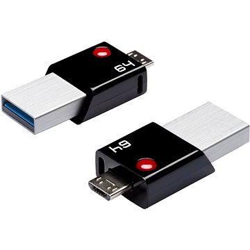 EMTEC Mobile&Go T200 64GB (ECMMD64GT203)
