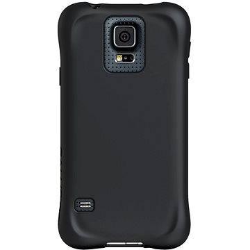 Ballistic Jewel Series Samsung Galaxy S5 Matte Black (BA-JW3215-A52C)