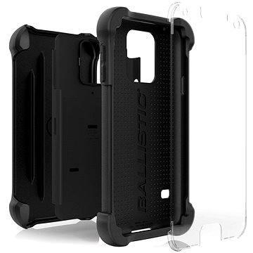 Ballistic Tough Jacket Maxx Samsung Galaxy S5 a Samsung Galaxy S5 Neo černý (TX1346-A06)