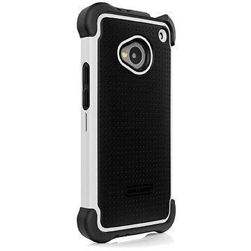 Ballistic SG Series HTC One bílo-černé (BA-SG1134-A085)