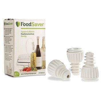 FOODSAVER Zátky na lahve vakuovací FoodSaver 3ks (FSFSBS0024)