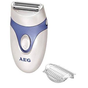 Dámský holicí strojek AEG LS 5652 modrý (4015067206650)