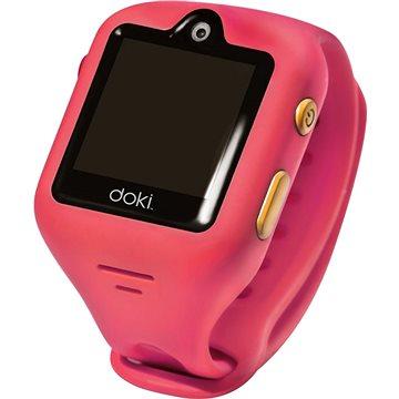 Dětské hodinky dokiWatch Dazzle Pink (DW-2100-DP)