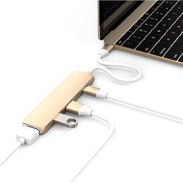 Hyper USB-C hub s 4K HDMI zlatý (HY-GN22B-GOLD)