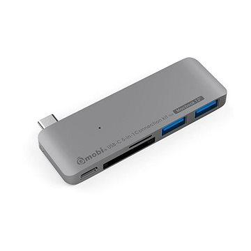 Gmobi USB-C Hub GN21B Space Gray (GM-GN21B-Grey)
