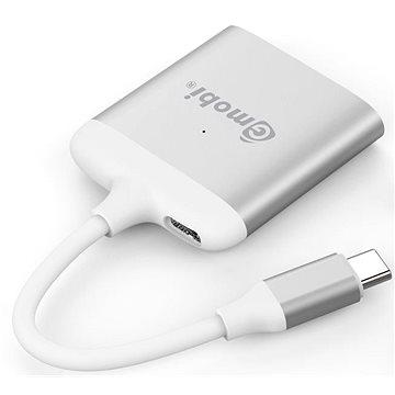 Gmobi USB-C HDMI Splitter GM42B Silver