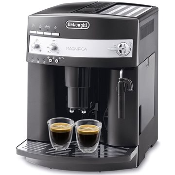 DeLonghi ESAM3000B Magnifica + ZDARMA Káva De'Longhi Espresso Classic, 250g, zrnková