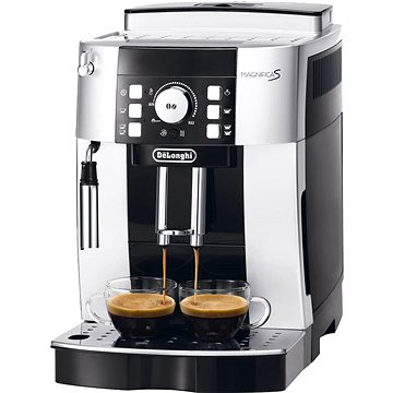 DeLonghi ECAM 21.117 SB (ECAM21117SB) + ZDARMA Káva De'Longhi Espresso Classic, zrnková, 250g