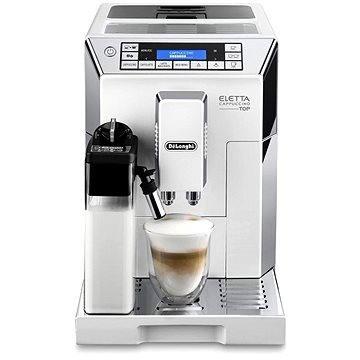 DeLonghi ECAM 45.760 W + ZDARMA Káva De'Longhi Espresso Classic, 250g, zrnková Digitální předplatné Beverage & Gastronomy - Aktuální vydání od ALZY