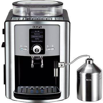 Krups EA8050 PE Espresseria Automatic stříbrné (EA8050PE)