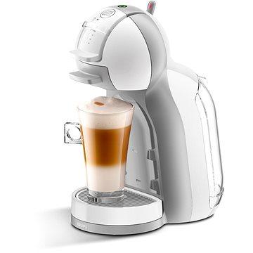 Krups KP1201CS Nescafé Dolce Gusto Mini Me bílé + ZDARMA Kávové kapsle Nescafé Dolce Gusto Latte Macchiatto LIGHT 16ks x 3