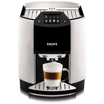 Krups EA9010 Barista Full coffee (EA901030) + ZDARMA Digitální předplatné Beverage & Gastronomy - Aktuální vydání od ALZY Kávová dárková sada Illy