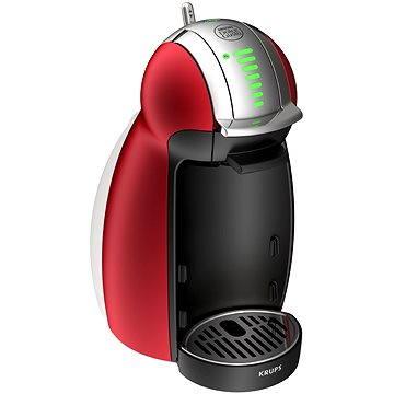 Krups KP160531 NESCAFÉ DOLCE GUSTO Genio 2 + ZDARMA Kávové kapsle Nescafé Dolce Gusto Latte Macchiato 16ks Kávové kapsle Nescafé Dolce Gusto Espresso 16ks