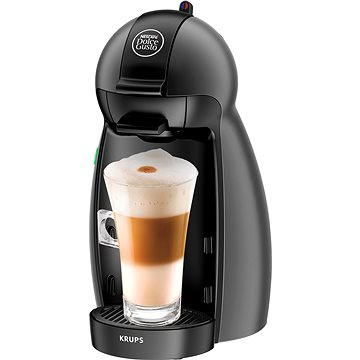 Krups - Dolce Gusto Krups KP100B Nescafé Dolce Gusto Piccolo antracit (KP100B)