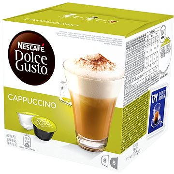 Nescafé Dolce Gusto Cappuccino 16ks (12074617)