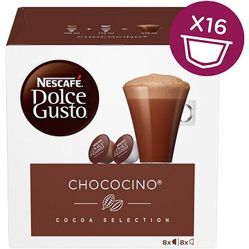 Nescafé Dolce Gusto Chococino 16ks (12311712)