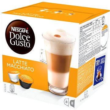 Nescafé Dolce Gusto Latte Macchiato 16ks (12074750)