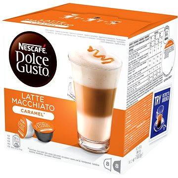 Nescafé Dolce Gusto Latte Macchiato Caramel 16ks (12136917)