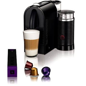 NESPRESSO DéLonghi U&Milk EN210.BAE + ZDARMA Sada Sada 4 šálků z View Collection