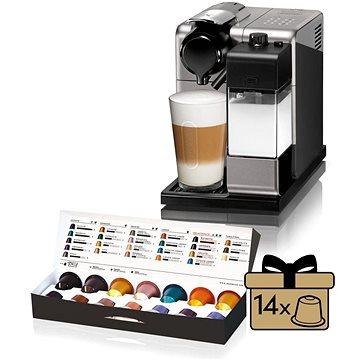 NESPRESSO DéLonghi Lattissima Touch EN550.S + ZDARMA Poukaz NESPRESSO Voucher na nákup kávy v hodnotě 2000Kč