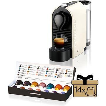 NESPRESSO Krups U XN250110 + ZDARMA Promo NESPRESSO Voucher na nákup kávy v hodnotě 1200Kč
