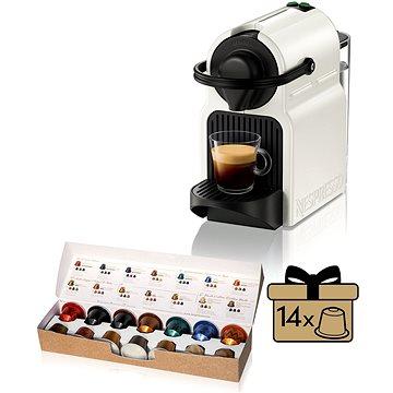 NESPRESSO Krups Inissia XN100110 (XN1001CP) + ZDARMA Promo NESPRESSO Voucher na nákup kávy v hodnotě 800Kč
