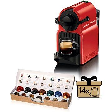 NESPRESSO Krups Inissia XN100510 (XN1005CP) + ZDARMA Promo NESPRESSO Voucher na nákup kávy v hodnotě 800Kč