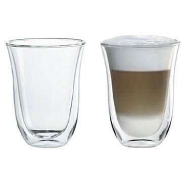 De'Longhi Sada sklenic 2ks Latte macchiato (2 glass LATTE 220ML)
