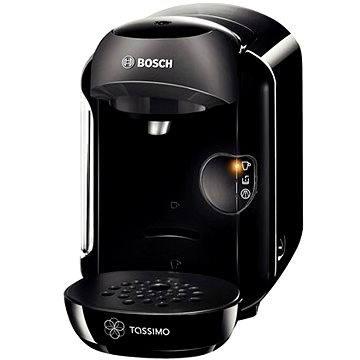 Bosch TASSIMO TAS1252 Vivy černá + ZDARMA Kávové kapsle TASSIMO Milka 240g Kávové kapsle TASSIMO Jacobs Krönung Cappuccino 264g Kávové kapsle TASSIMO Jacobs Krönung Espresso 118,4g